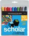 Scholar Art Markers 10 color set     Pen Mountains