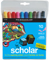 Scholar Brush Tip 10 Ct   Pen Mountain