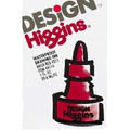 Higgins Fadeproof Drawing Ink Brick Red  Pen Mountain