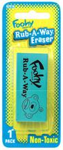 Foohy Rub-a-Way eraser  Pen Mountain