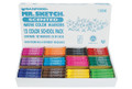 Mr Sketch Class Pack 192 ct 12 color set   Pen Mountain