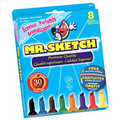 Mr Sketch Scented Chisel 8 ct  Pen Mountain