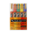 Chalk Ink Wet Wipe 5 color set  Pen Mountain