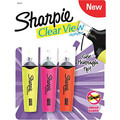 Clearview Highlighter 3/pk   Pen Mountain