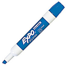 Expo Lo Odor Chisel Blue