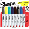 Sharpie Chisel 8/cd includes new colors   Pen Mountain