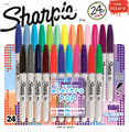 Sharpie ElectroPOP 24 ct set   Pen Mountain
