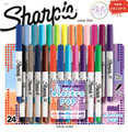 Sharpie Ultra Fine 24/cd w/ElectroPOP    Pen Mountain