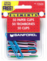 Elements Paper Clips Vinyl Coated 40 ct   Pen Mountain