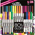 Sharpie Ultra Fine Markers 24/Set: Includes 20 Colors  Pen Mountain