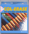Col Erase 24 count set  Pen Mountain