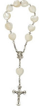 Madonna Mother of Pearl Meditation Rosary