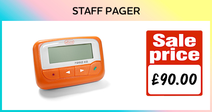 Staff Pager