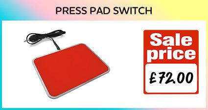 Press Pad Switch