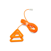 Wipe Clean Pull Cord String