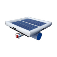 Savior 10,000 Gallon Solar Pool Filter