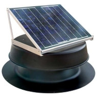 Solar Attic Fan 10W Roof Mount