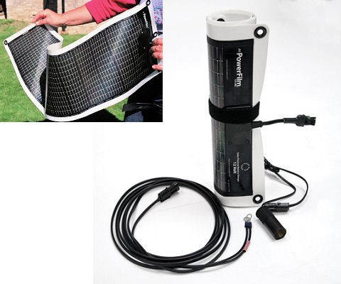Powerfilm 21W Flexible Solar Module
