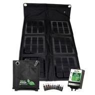 Nature Power 18 Watt Folding Solar Panel for Laptops