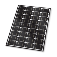 65 Watt Monocrystalline Solar Battery Charger