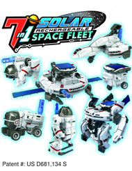 Solar Space Fleet Kit