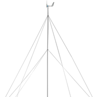 Sunforce Wind Turbine 30 Ft Tower Kit