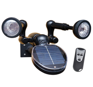 Sunforce Solar Security Light With Remote