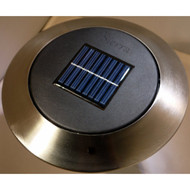 Homebrite Set of 8 Solar Power Sierra Path Lights