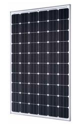 SolarWorld 275w Mono module, Silver 31mm
