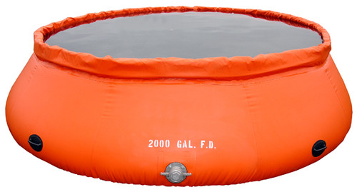 Onion tank - 2000 gallon