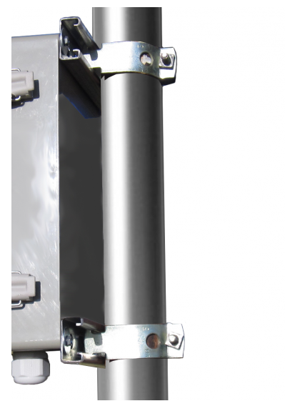 SunRotor Controller Mounting Hardware