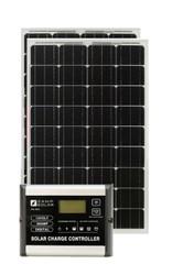 Zamp 160 Watt Solar Rv Kit 30 Amp Controller Capsells