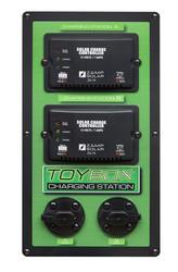 Zamp Toybox Solar Station 60 Watt 10 Amp