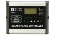 Zamp Digital Deluxe 5 Stage 30 Amp PWM Solar Charge Controller