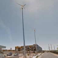 XZERES 442SR Monopole Self-Supporting Turbine Tower