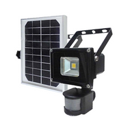1000 Lumen Solar Security Light