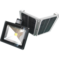 5000 Lumen Solar Security Light