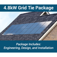 Capsells Solar Complete Package