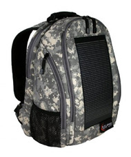 Eclipse Solar Backpack - Universal Camo
