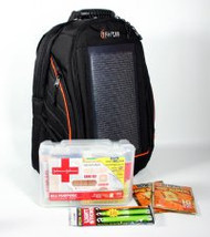 Eclipse Solar Backpack - Emergency Kit