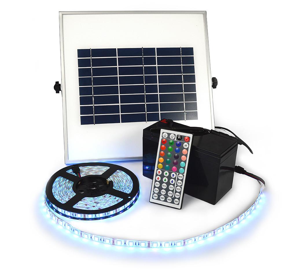 Commercial Solar Shelter Lighting  Capsells-7643