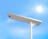 6200 Lumen Solar Street Light / Parking Lot Light – 50 Watt LED