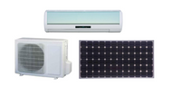CleanArc Power Solar A/C