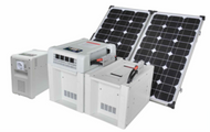 Solar Power Generator - 1800w with exapansion