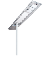 16,000 Lumen Solar Street Light / Parking Lot Light – 100 Watt LED
