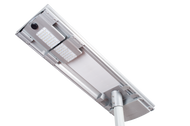 10,000 Lumen Solar Street Light / Parking Lot Light – 60 Watt LED
