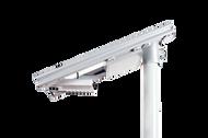 2800 Lumen Solar Street Light / Parking Lot Light – 15 Watt LED