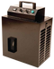 Front view of the BOSS Portable Hydroxyl Generator and Air Purifier in brown.