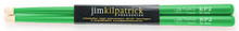 KP2 Jim Kilpatrick Pipe Band Snare Drum stick - GREEN