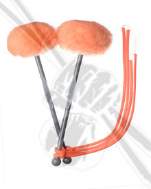 TYFRY ULTIMATE TENOR DRUM STICKS - Orange